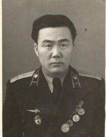 Дугаров Бальжинима Дугарович