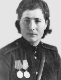 Васькина (Вишневская) Анна Ивановна