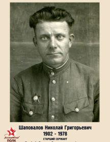 Шаповалов Николай Григорьевич