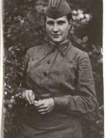 Шарапаева(Петькина) Мария Андреевна