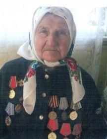 Евсютина Анастасия Дмитриевна