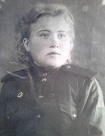 Румянцева (Балинова) Муза Александровна
