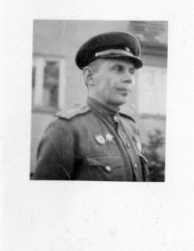 Гусаков Алексей Харитонович