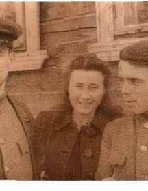Шадрина  (Лебедева) Татьяна Ивановна