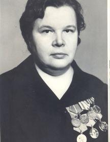 Рябова Антонина Михайловна