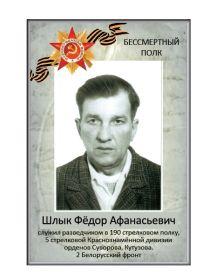 Шлык Фёдор Афанасьевич
