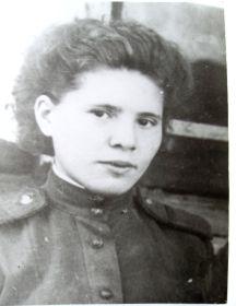 Сафонова (Мотасова) Нина Александровна