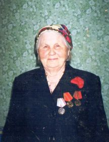 Лютова Прасковья Васильевна, 1928-2011