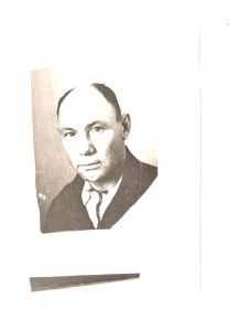 Илюшин Василий Иванович