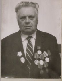 Бархатов Яков Ефимович