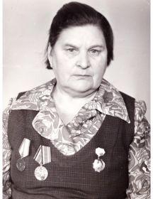 Савоськина (Трепова) Валентина Александровна            07.12.1921-27.10.1995