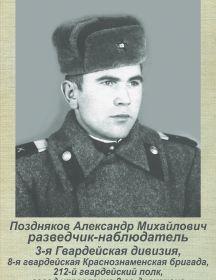 Поздняков Александр Михайлович
