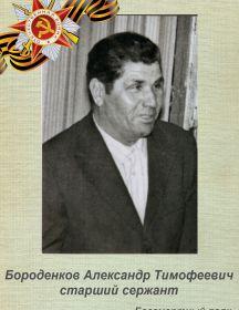 Бородёнков Александр Тимофеевич