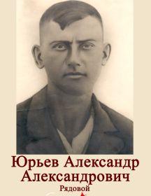 Юрьев Александр Александрович