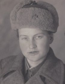 Голованова (Гаврилина) Александра Васильевна