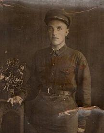Сизов Иван Михайлович                                  1920 г.р.