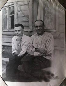 Захаров Михаил Егорович