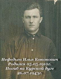 Нефедьев Илья Кононович