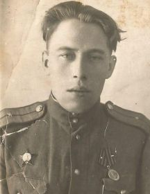 Петров Борис Егорович