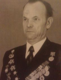 Усов Павел Гаврилович