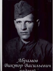Абрамов Виктор Васильевич