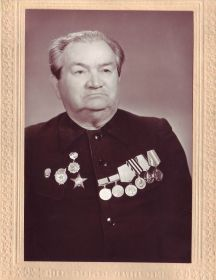 Жданов Михаил Александрович