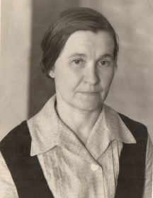 Снаксарёва Валентина Георгиевна 1901-1973