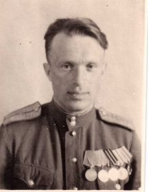 Алёшин Семён Васильевич