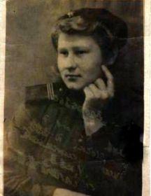 Овчинникова Александра Ивановна