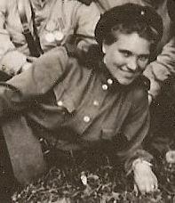 Карманова (Секачева) Александра Михайловна