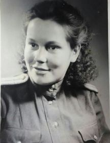Хомякова Елена Алексеевна