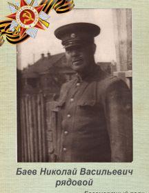 Баев Николай Васильевич