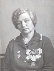 Турдакина (Байкова) Антонина Федоровна