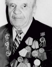 Глебов Александр Антонович