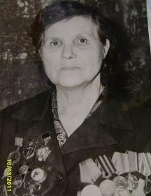 Мартемьянова Александра Петровна