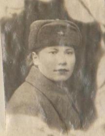 Оборотистова Анна Ивановна            1921-2002