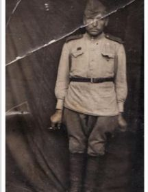 Азаров Михаил Григорьевич