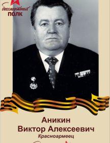 Аникин Виктор Алексеевич