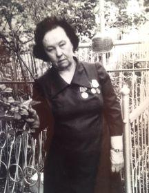 Самсонова (Лукова) Мария Григорьевна