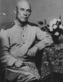 Павлов Михаил Степанович