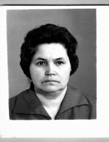 Щедрина  (Паукова) Антонина Васильевна