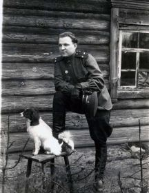 Крымов Леонид Сергеевич