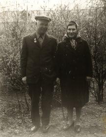 Дубинин Владимир Титович и Екатерина Николаевна