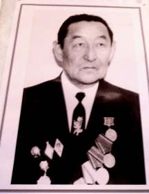 Кулманов Кабден Сыздыкович