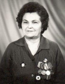 Ануфриева  Анастасия  Васильевна
