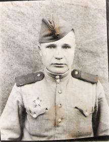 Устинов Михаил Григорьевич