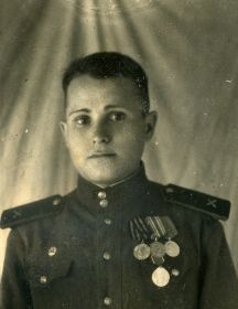 Легезин Федор Дмитриевич