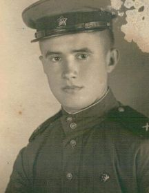 Цветков Николай Николаевич  1922-1941
