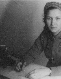 Лукьянова Глафира Степановна