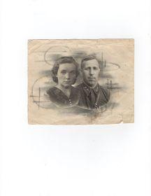 Лебедев Сергей Петрович, Анохина Мария Георгиевна